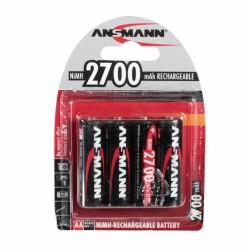 Аккумуляторы ANSMANN 2700 BL4