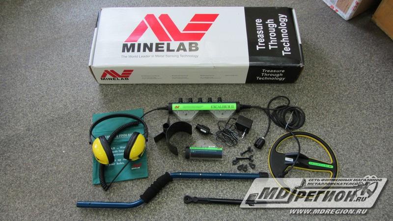 Металлоискатель minelab excalibur 2 г. киров - мдрегион.ру.
