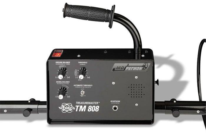 Металлоискатель White's TM 808