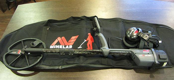 Новая сумка для ctx 3030 от minelab! - мдрегион.ру.