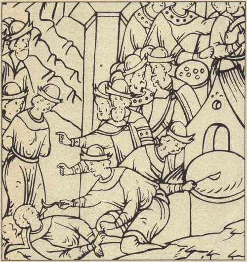 Почему фальшивомонетчиков наказывали так жестоко в 1649