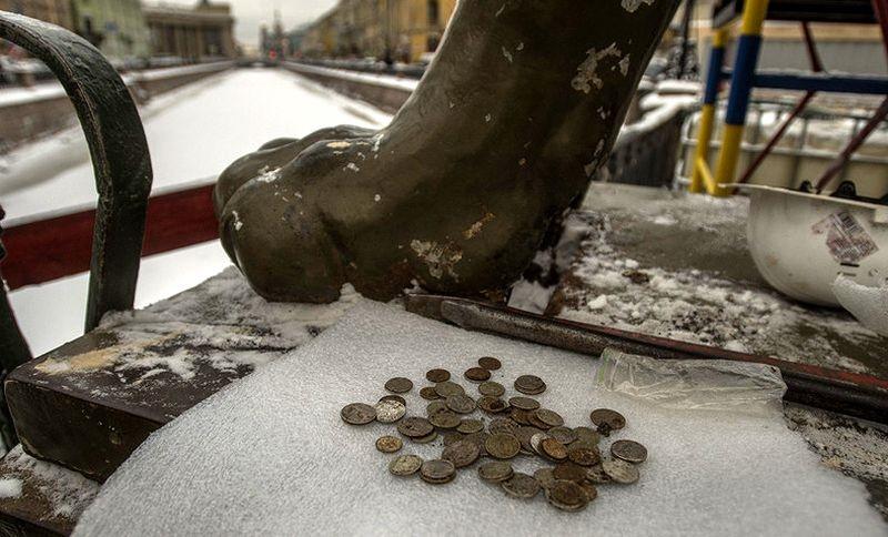 Дайджест. клады, найденные с 10 по 22 января - мдрегион.ру.