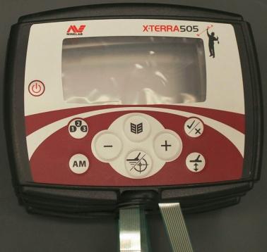 Клавиатура для X-Terra 505 с лицевой панелью
