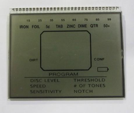 Дисплей для Fisher F70