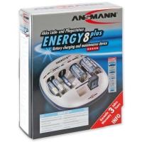 Зарядное устройство ANSMANN energy 8+ 5035212 BL4