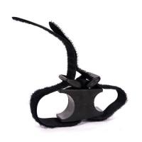 Велокрепление для фонаря на шлем BM-02 (липучка)