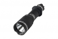 Фонарь Armytek Dobermann Pro XP- L High Intensity, черный (Теплый свет)