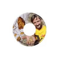 """DVD диски с печатью """"Поиск золотых самородков"""""""