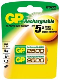 Аккумулятор GP 250AAHC-UC2 BL2
