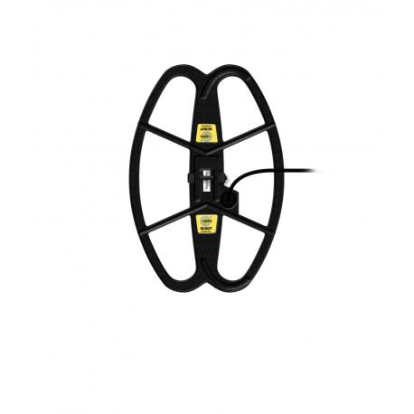 Катушка CORS Scout 12.5x8.5 для Fisher F5, Gold Bug, F11/22/44