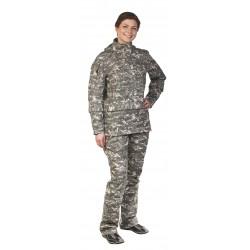 Женский костюм Биостоп ХБР (зеленый камуфляж)