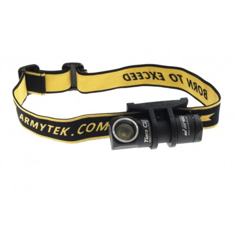 Налобный фонарь Armytek Tiara C1 Pro v2 XM-L2 (Теплый диод)