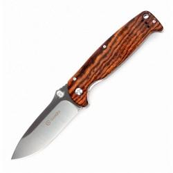 Нож Ganzo G742-1 (светлое дерево)