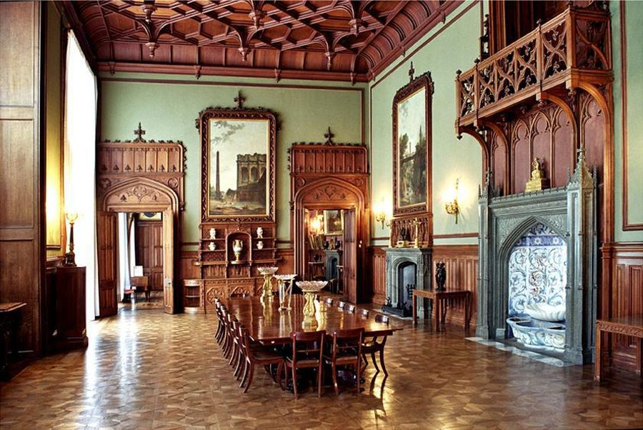 того, воронцовский дворец фото внутри замка этом правоохранительных органах